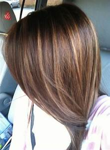 In love with this hair color brown light