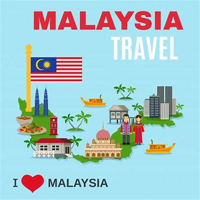 Malaysia Travel Poster Agency Culture Cultura Malasia
