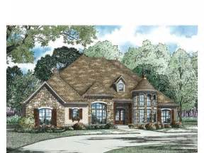 Spectacular European Home Designs by European House Plans At Eplans Includes