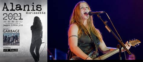 Alanis Morissette On Tour - Tickets, information, reviews