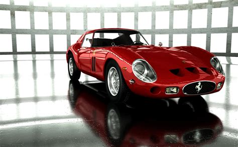 ferrari  gto wallpaper
