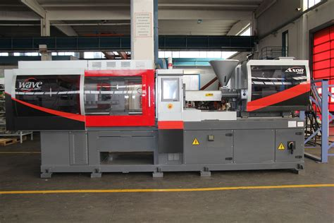 wave axor  hs  injection moulding machine unused buy