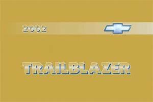 2002 Chevrolet Trailblazer Owners Manual