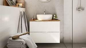 Meuble Avec Plan De Travail : comment fabriquer un meuble vasque avec plan de travail ~ Dailycaller-alerts.com Idées de Décoration