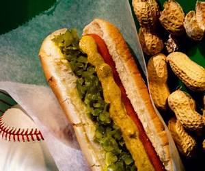 Ballpark Food