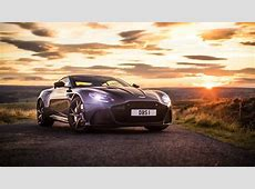 Aston Martin DBS Superleggera 2019 4K Wallpaper HD Car