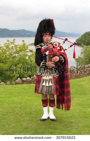 Scottish Piper Stock Photos, Images, & Pictures Shutterstock