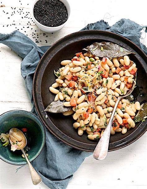 cuisiner des haricots blancs 1000 idées sur le thème haricots blancs sur
