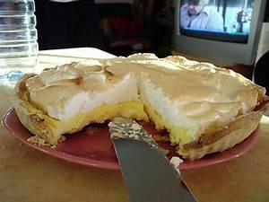 Recette Tarte Citron Meringuée Facile : recette de tarte au citron meringu e par gourmandine ~ Nature-et-papiers.com Idées de Décoration