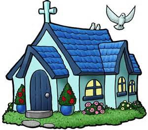 Cartoon Church Clip Art
