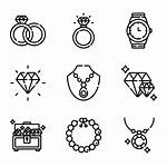 Jewelry Vector Icon Svg Icons Clipart Jewellery
