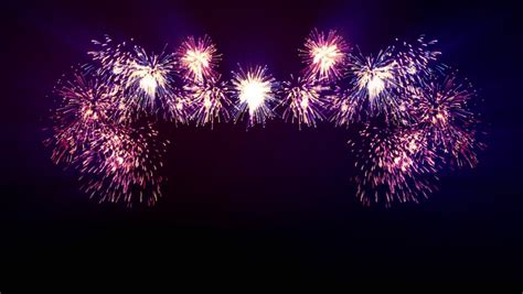 Animated New Year Wallpaper Galleries - animated fireworks background www pixshark images