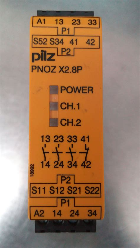 Symbol Marking Safety Relay Electrical Engineering