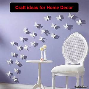 19 Attractive Craft ideas for Home decor 2015 - London Beep