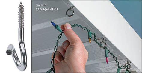 hangman outdoor christmas light hooks winter outdoor toolmonger