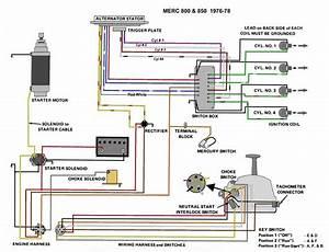 Evinrude Wiring Schematic