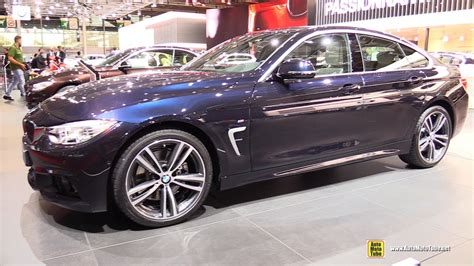 2017 Bmw 430d Gran Coupe M Sport  Exterior And Interior