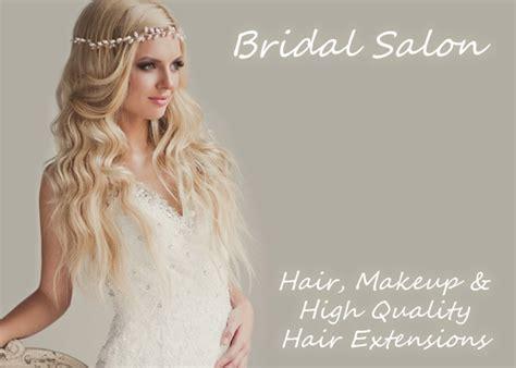 wedding hair  makeup hottie hair salon hair