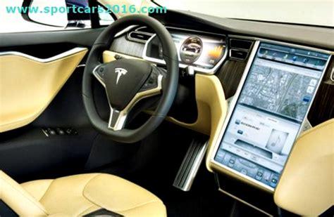 Download Inside Pictures Of Tesla Model 3 Background