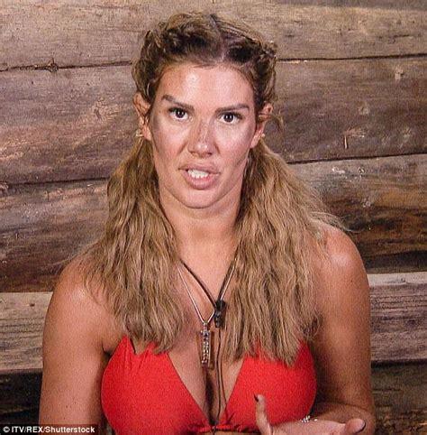 I'm A Celebrity: Rebekah Vardy calls rival camp 'w***ers ...