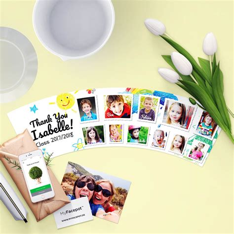 thank you kindergarten with 11 photos myfacepot 705 | Kindergarten teacher flowerpot gift idea end year Thank You 11 photos