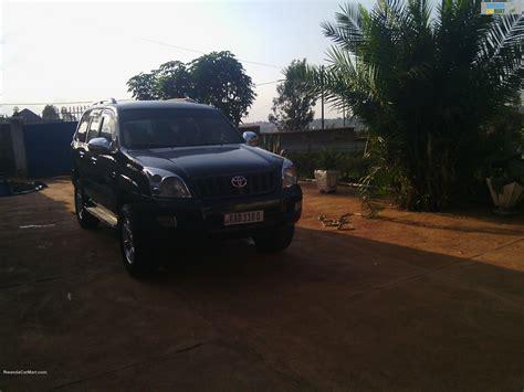 jeep   toyota land cruiser prado rwanda