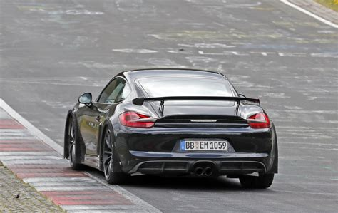 Porsche Cayman Rs by 2018 Porsche 718 Cayman Gt4 Rs Price Specs Release Date