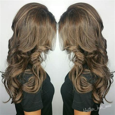 Cool Hair Highlights For Brown Hair by 20 Fall Hair Colors And Highlights Ideas