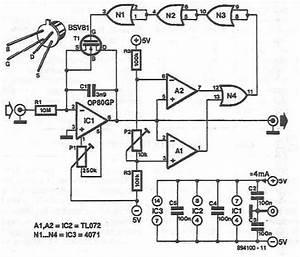 Voltage Controlled Oscillator Circuit Diagram Designed
