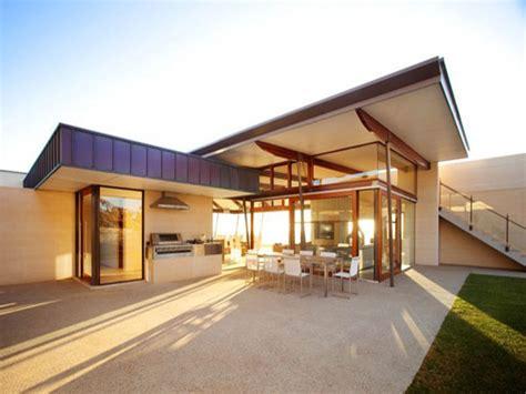 level modern homes sprawling  level homes single level home designs treesranchcom