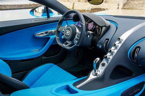 bugatti sedan interior black magic what really enables the bugatti chiron to hit