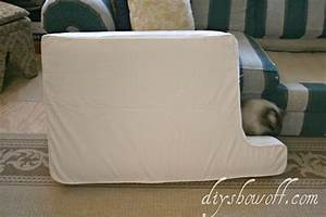 comfort works custom sofa slipcover review diy show off With sofa cushion covers how to make