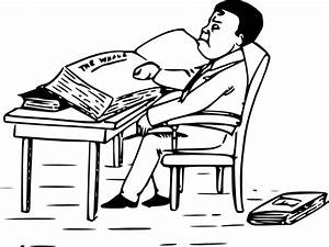 Man Reading Books Clip Art at Clker.com - vector clip art ...