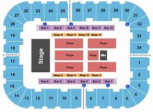 Kevin Hart At T Center Seating Chart Berglund Center Coliseum Tickets Seating Charts And