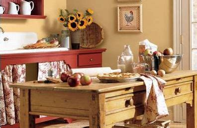 country kitchen colors country or rustic kitchen design ideas 3604