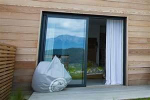 Prix baie vitree aluminium budget maisoncom for Porte d entrée pvc en utilisant tarif porte fenetre alu double vitrage