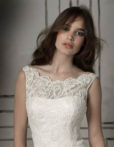 wedding dresses with illusion necklines sang maestro With lace illusion neckline wedding dress