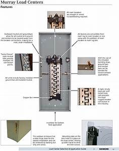 Main Lug Breaker Box Wiring Diagram