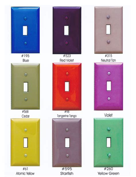 28 best coloured light switch single light switch