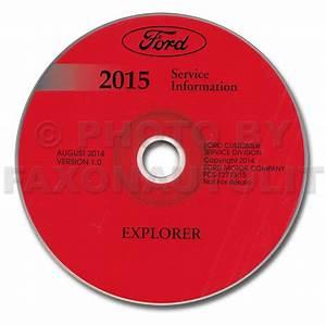 2015 Ford Explorer Wiring Diagram Manual Original