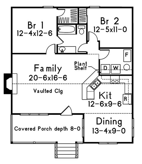 country cabin floor plans walnut grove country cabin home plan 058d 0012 house