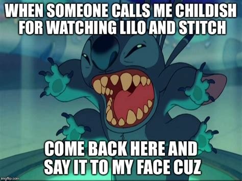 Lilo And Stitch Memes - image tagged in lilo and stitch imgflip