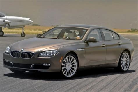 Bmw 6 Series Sedan by 2014 Bmw 6 Series Gran Coupe Information And Photos