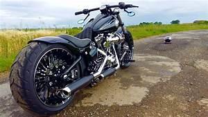 Harley Davidson Fr : harley davidson fxsb breakout revival phildefer from france youtube ~ Medecine-chirurgie-esthetiques.com Avis de Voitures