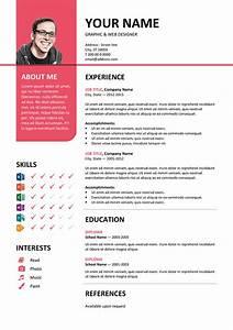 Full Resume Sample Bayview Stylish Resume Template
