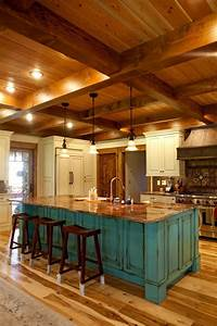 25 best ideas about log home decorating on pinterest With best brand of paint for kitchen cabinets with wall art frame