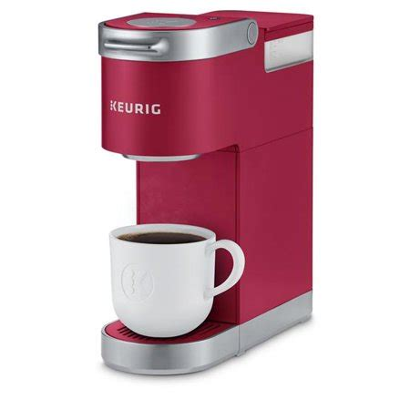 Keurig machines take the guesswork out of making coffee and quickly brews a cup with the press of a button. Keurig 611247373095 Classic K-Mini Plus, Cardinal Red | Walmart Canada