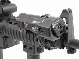 B  E  Meyers Mawl-c1  Aiming Laser  Illuminator