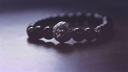 Bracelet Lava Lion Jewelry Beaded Aromatherapy Diffuser