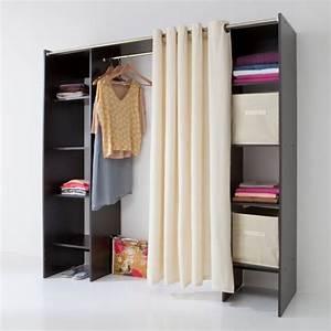 Solution Dressing Pas Cher : dressing la redoute dressing complet extensible ethan ~ Premium-room.com Idées de Décoration